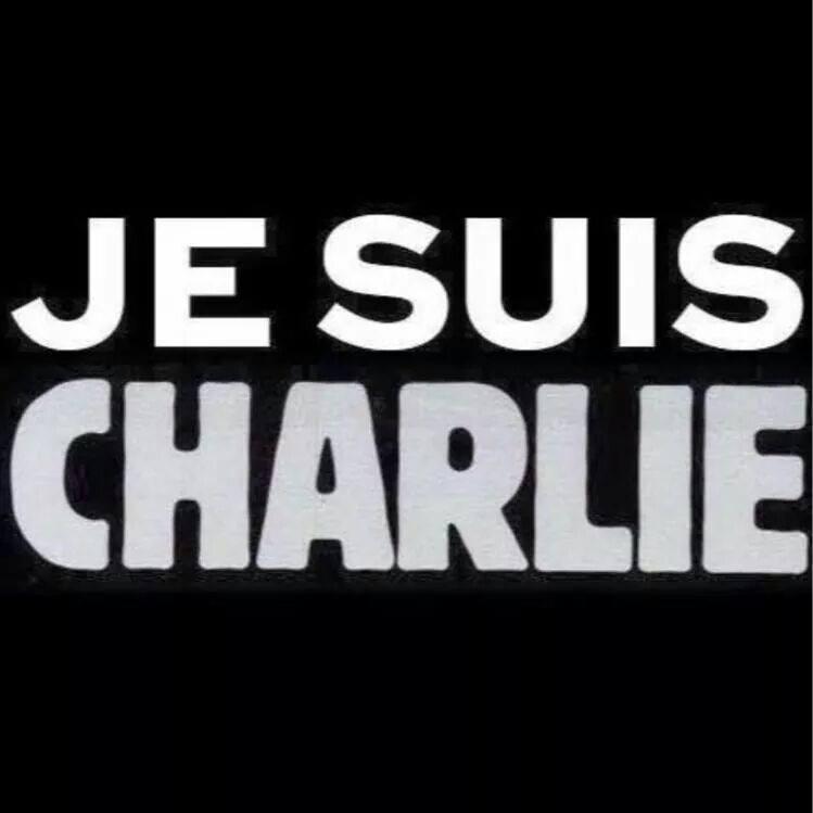 JE SUIS CHARLIE / Rassemblement de Solidarité Attentat Charlie Hebdo àBondy