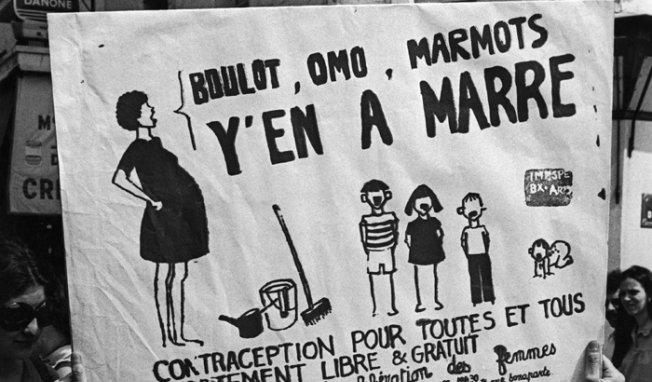 Manifestation nationale pour les droits des femmes, la loi sur l'avortement a 40 ans. En avant toutes!