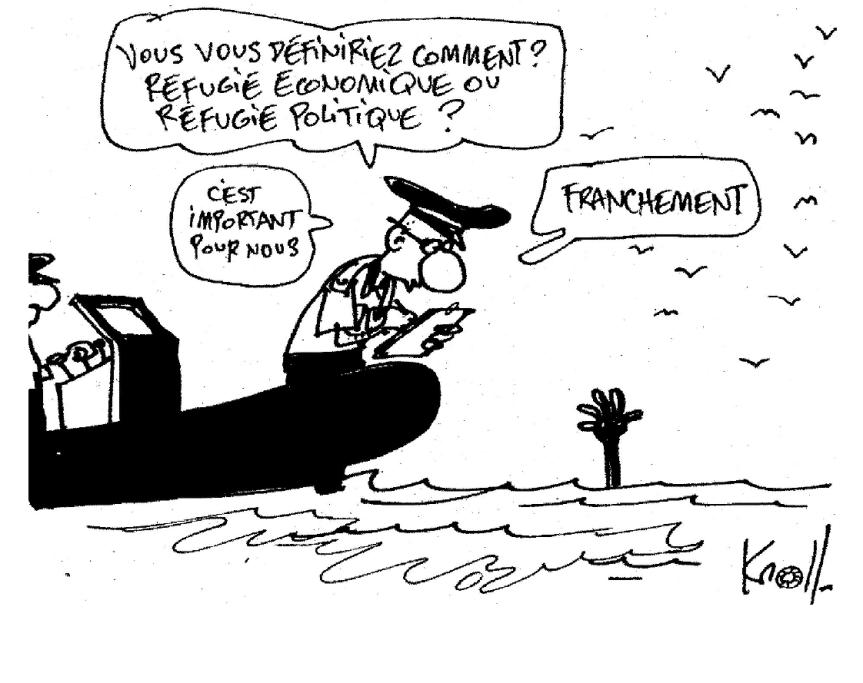 Réfugiés et migrants en Europe : quelle solidarité?