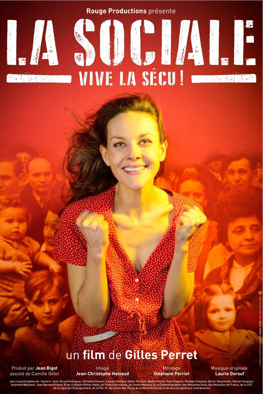 La sécurité sociale, quelle histoire, quelle avenir ? Ciné débat au cinéma Malraux –24/11/2016
